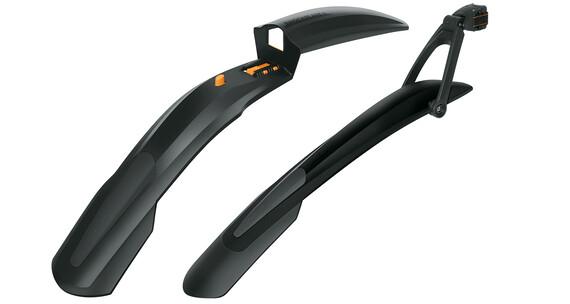 """SKS Shockblade & X-Blade Dark Schutzblechset 26/27,5"""" schwarz"""